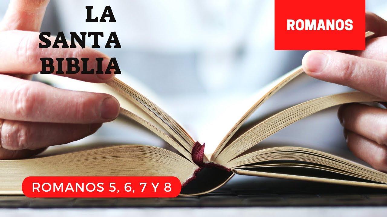 ROMANOS 5, 6, 7, 8 (DÍA 288) LA SANTA BIBLIA || Audiolibro ||