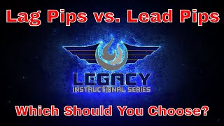 This guide focuses only on the decision of whether to use lag pips ...