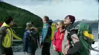 유준상등산복 로우알파인 캐나다초경량다운 출시!