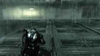 """""""Gears of War 1"""", full walkthrough, Act 3: Belly of the Beast - Chapter 1: Downpour"""