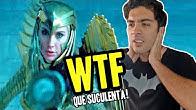 NO ENTIENDO el trailer de Wonder Woman 84 pero ¡qué suculenta mujer! reacción, análisis corto!