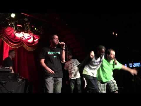 Super Friends: Hip Hop Karaoke NYC - Triumph: Wu Tang Clan