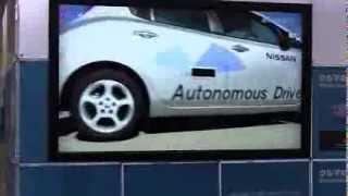 ITS世界会議東京2013-NISSANの自動運転プレゼンテーション.
