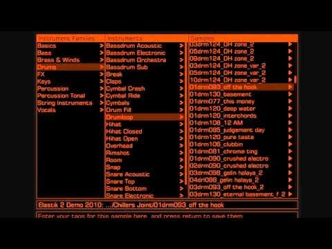 Elastik 2 - Browser Window