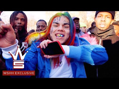 "6IX9INE Feat. Fetty Wap & A Boogie ""KEKE"" (WSHH Exclusive – Official Music Video)"