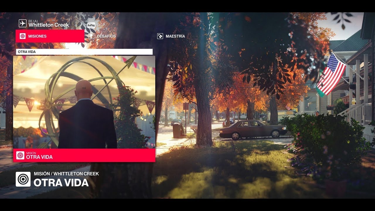 Hitman 2 - Otra vida (Whittleton Creek) - YouTube