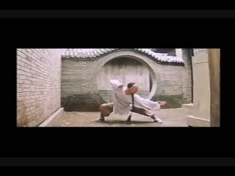 Wong Fei Hong  Jet Li and Vincent Zhao