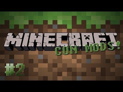 Minecraft Con Mods | Cap. 2 | Los zombies del diablo
