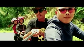 DJ Qhelfin Ft Gafar_Happy Ajalah (Ovicial video 2017)
