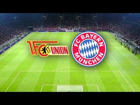 Унион Берлин - Бавария обзор матча PES 2020