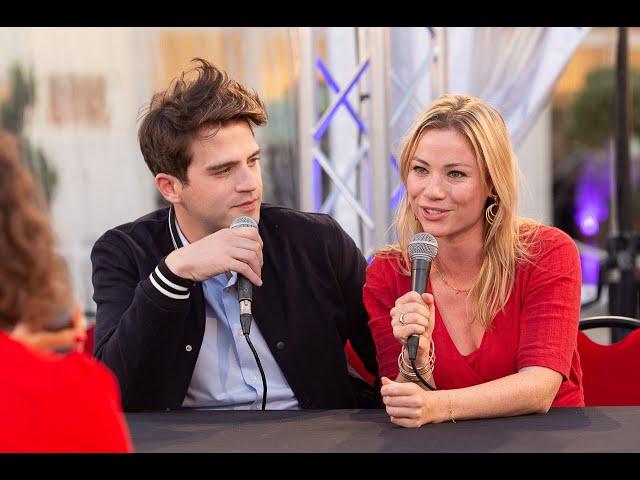 Interview de Liam Baty et Maud Baecker  FIFFH 2018