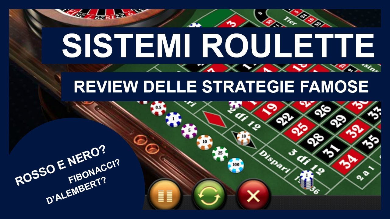 Online Roulette Strategien