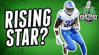 Is Kerryon Johnson a Rising Star?