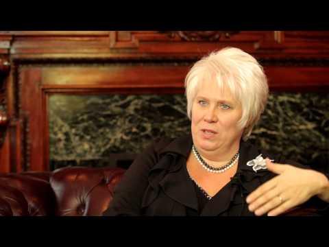 INT Ambassador of Estonia Marina Kaljurand