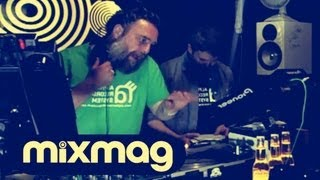KIM ANN FOXMAN & IDJUT BOYS house & disco set in The Lab LDN