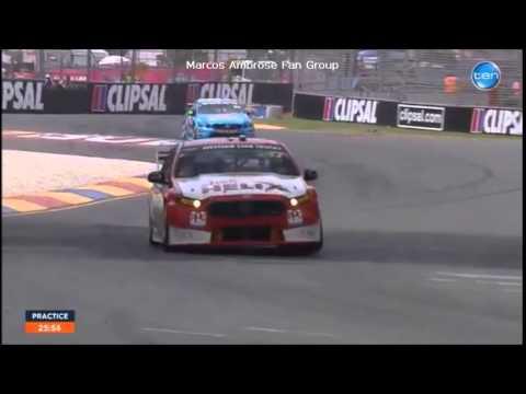 V8 Supercars Flashback : Ambrose in Practice and Roger Penske Interview - Clipsal 500 #V8SC