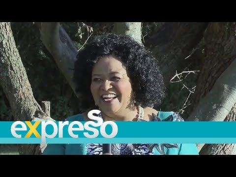 Sisulu Circle: Minister of Environmental Affairs Dr. Edna Molewa