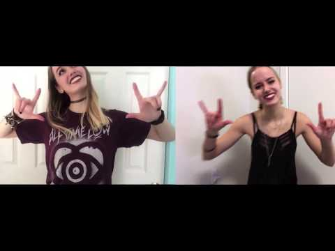 Don't Threaten Me with a Good Time Sign Language: 2 Years Ago & Now