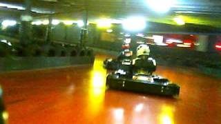 Final: TeamSport Karting Tower Bridge 13/4/11