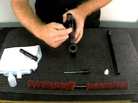 How to clean your Azodin Kaos Paintball gun.
