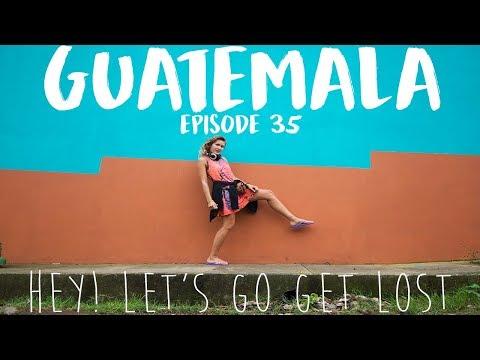 Why I don't hitchhike in Guatemala | SOLO FEMALE TRAVELER | Ep. 35 | Semuc Champey