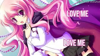 Nightcore - Lovefool - twocolors & Pia Mia - (Lyrics) смотреть онлайн в хорошем качестве бесплатно - VIDEOOO