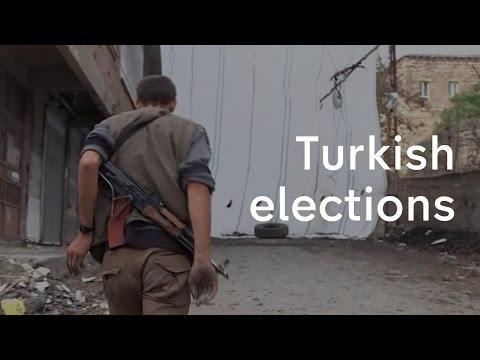 Turkish elections: the Kurdish battle for survival