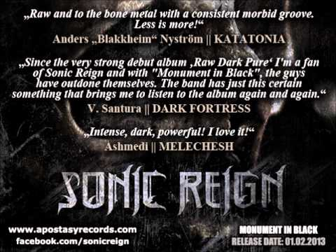 Sonic Reign - Soul Flagellation (Apostasy Records)