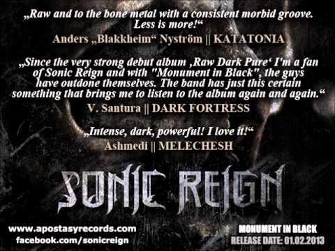 Sonic Reign - Soul Flagellation (Apostasy Records)