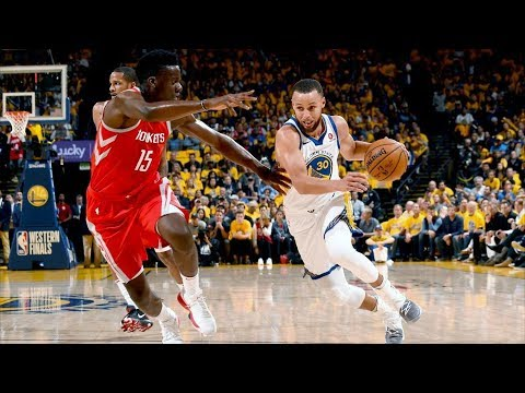 Stephen Curry 35 Points Fancy 3s Game 3! 2018 NBA Playoffs