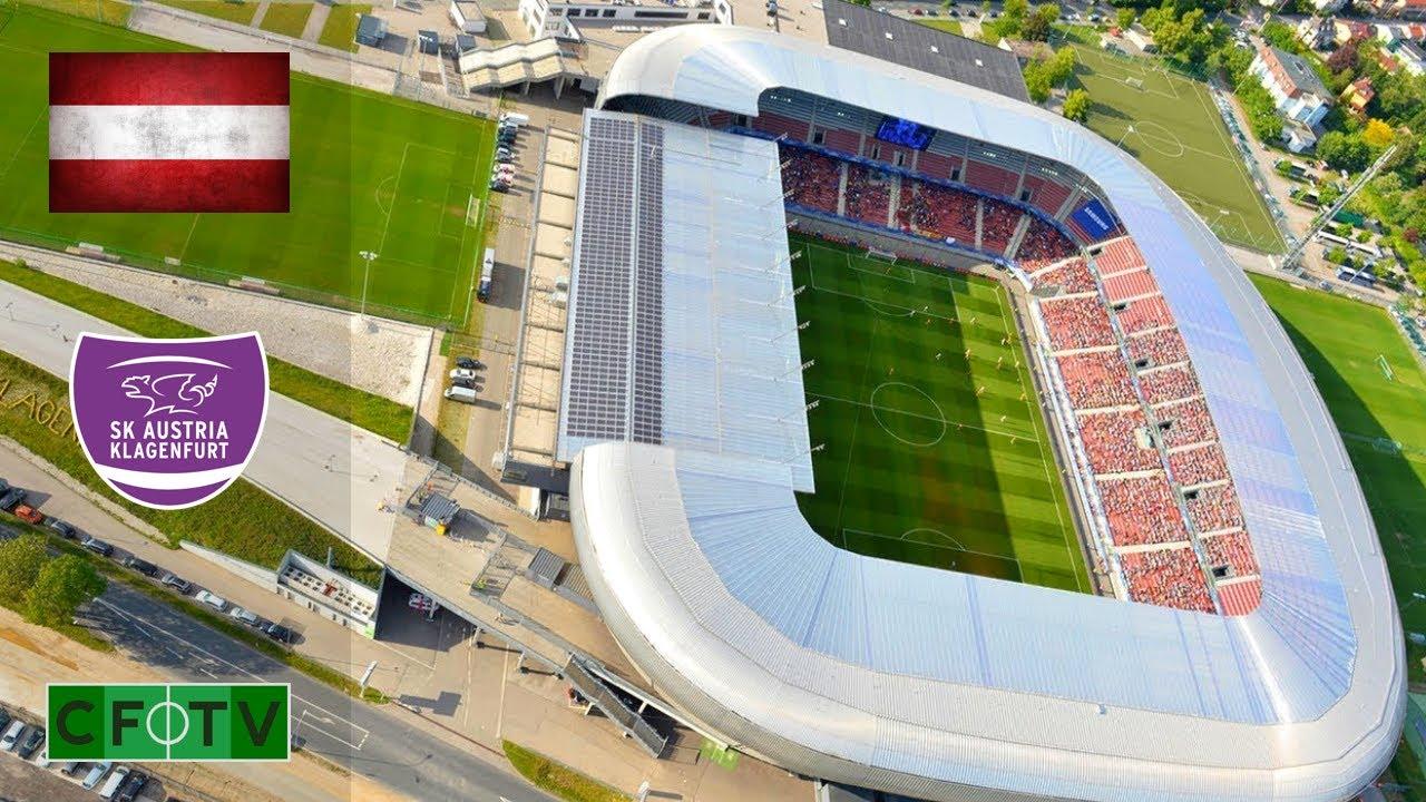 Wörthersee Stadion Klagenfurt - Austria - YouTube e7dfdf7851