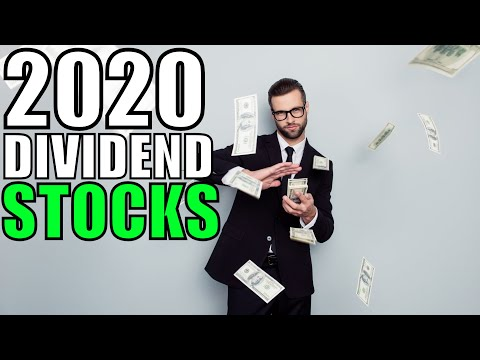 THE BEST S&P 500 Dividend Stocks For 2020