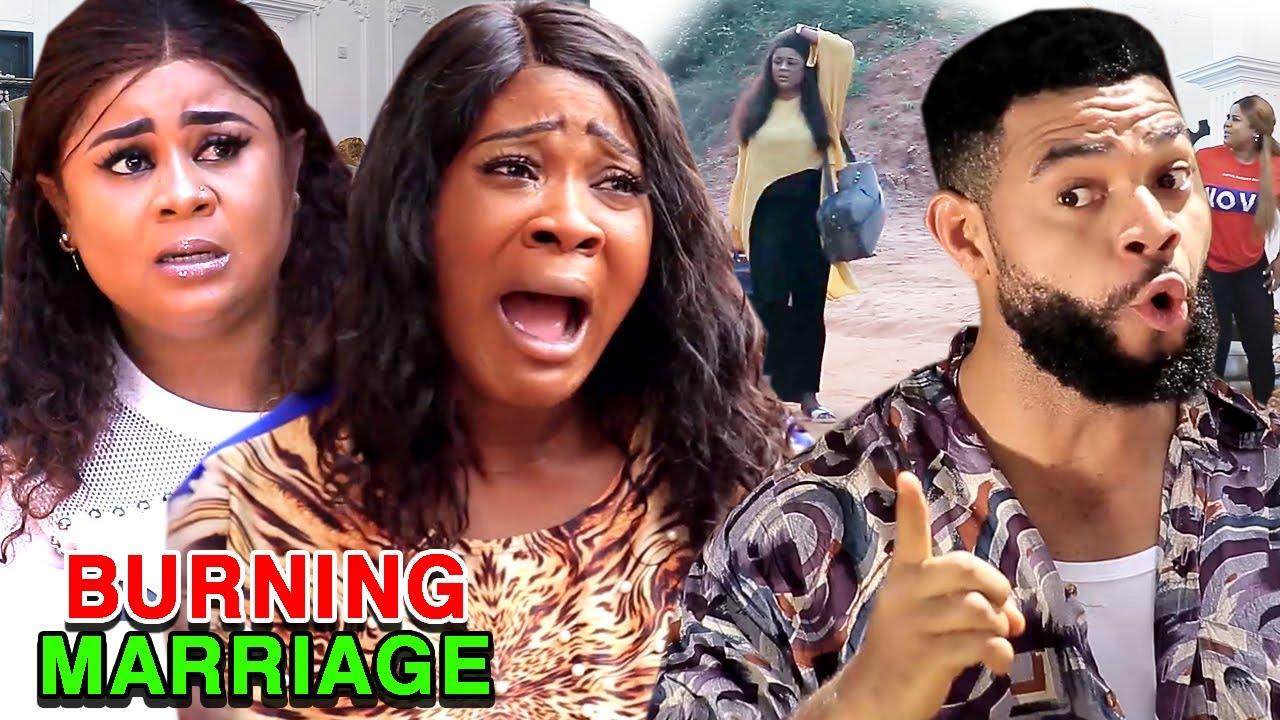 Burning Marriage Complete Season 5&6 - (New Movie) Mercy Johnson 2020 Latest Nigerian Movie