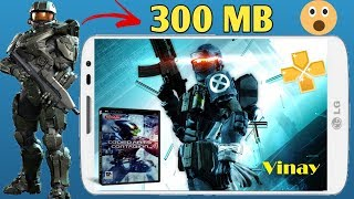 300 MB Coded Arms Contagion #PSP FPS Game Highly #Compressed Play Without problem