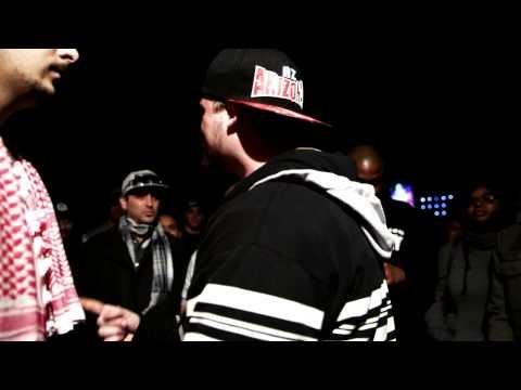 KOTD - Rap Battle - GZ - Type Z vs AK
