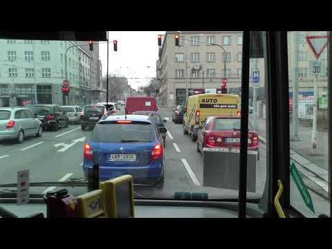 MHD Hradec Králové: Jízda Linkou 2 (1/2)