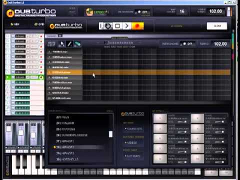 convert pc keyboard to mpc beat machine synth with dubturbo youtube. Black Bedroom Furniture Sets. Home Design Ideas