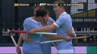 EHL KO16 - Dragons - Bloemendaal (0-8)
