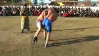 Бурят-монгольская борьба / Buryad-mongol wrestling