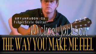 The Way You Make Me Feel - Michael Jackson - Bryan Rason - Adam Rafferty Arrangement