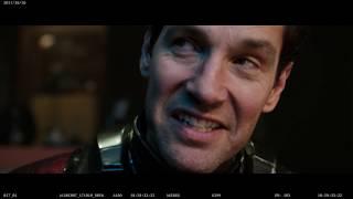 ポール・ラッドの素顔『アントマン&ワスプ』特別映像