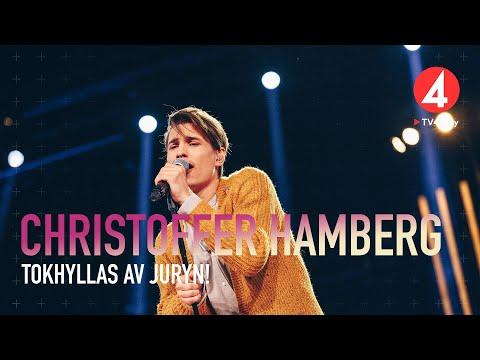 "Christoffer Hamberg – ""Brother"" – Matt Corby - Idol 2019  - Idol Sverige (TV4)"