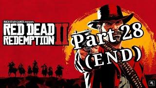 Red Dead Redemption 2 : Part 28 (End)