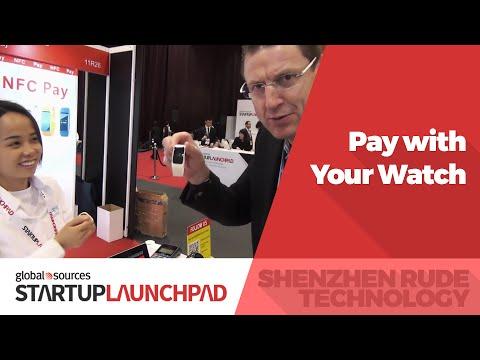 Startups - Shenzhen Rude Technology - Smart Watch