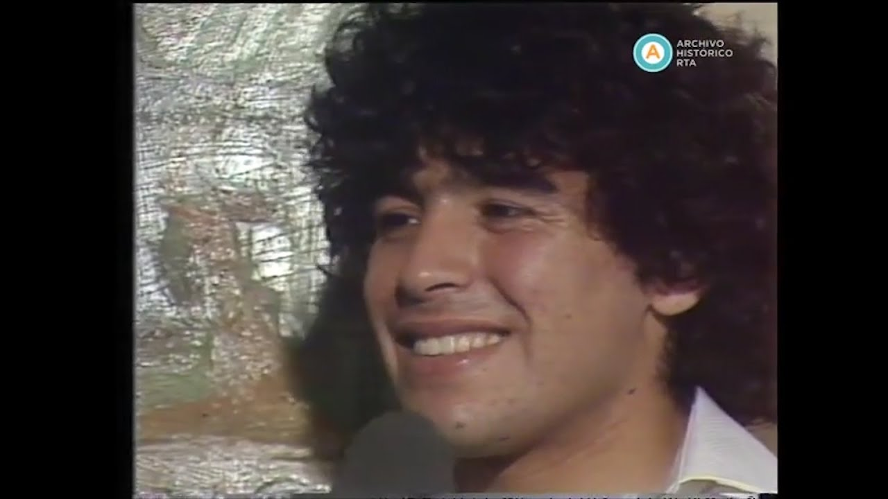 Maradona: La carrera del astro del fútbol mundial