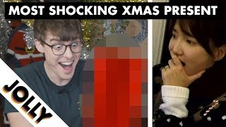 Buying The Most SHOCKING Christmas Present?!