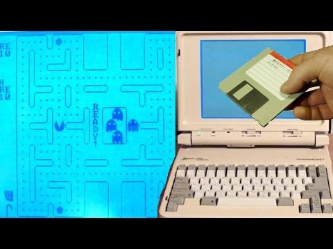 0146 zenith data systems supersport 1989 laptop teardown part 3 of 3