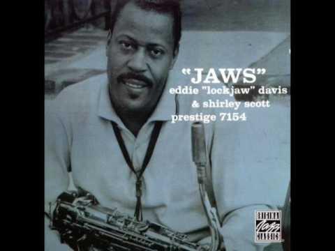Eddie 'Lockjaw' Davis & Shirley Scott  'Jaws' [Full Album] (1958)   bernie's bootlegs