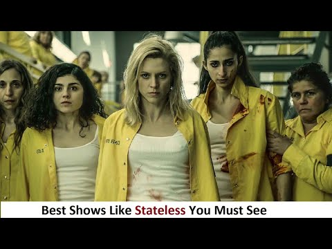 4 Best Shows Like Stateless You Must See | Crime Tv Shows | Locked Up Tv Show
