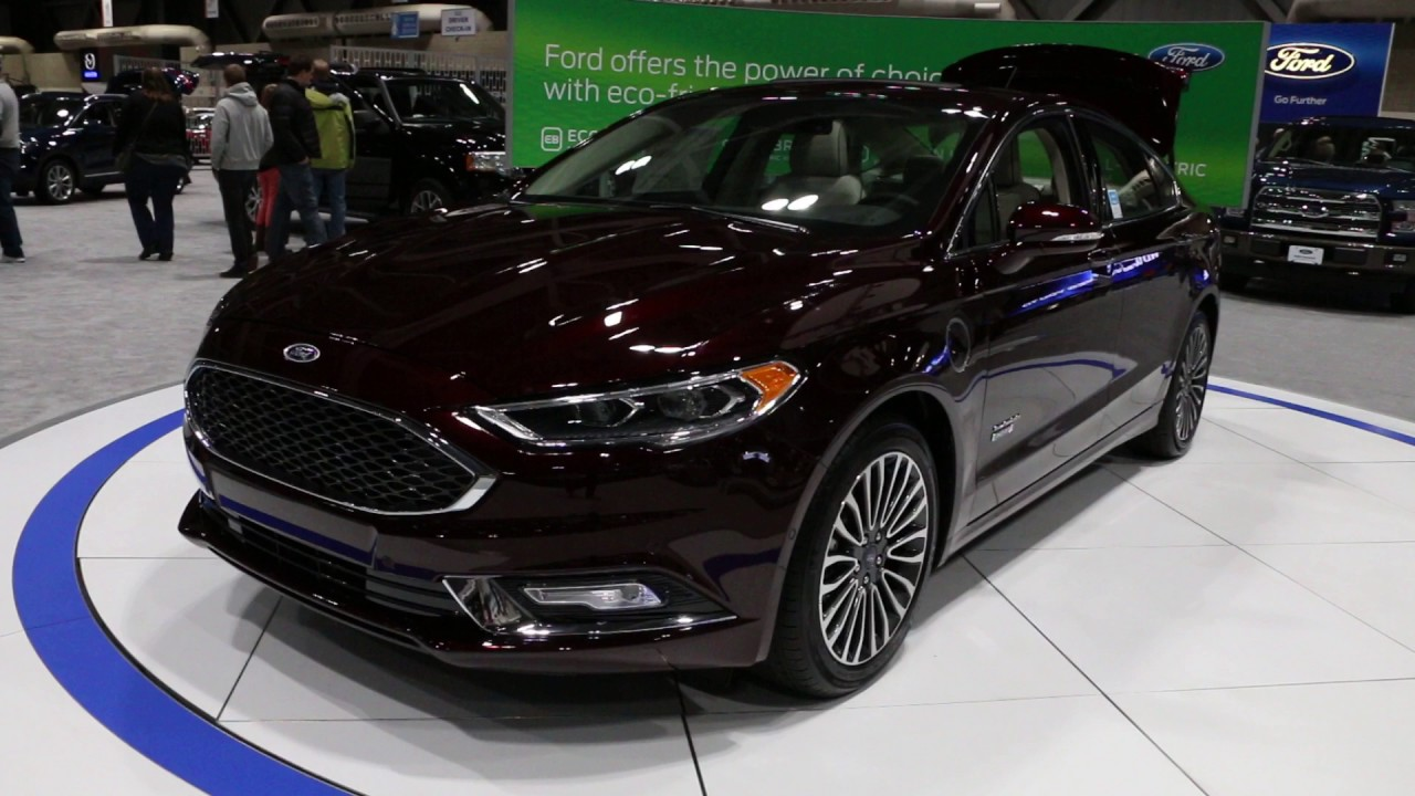 ford fusion youtube